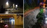 Ulewy w Małopolsce. Strażacy interweniowali kilkaset razy!