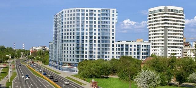 LegionovaBiałystok: wielki blok mieszkalny zmieni centrum miasta