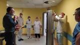 Urządzenie do dezynfekcji wyprodukowane w starachowickiej firmie pomoże w walce z koronawirusem w szpitalu (ZDJĘCIA)