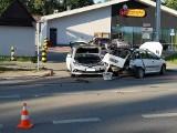 Wypadek w Limanowej na DK 28. Zginęła pasażerka motocykla [AKTUALIZACJA]