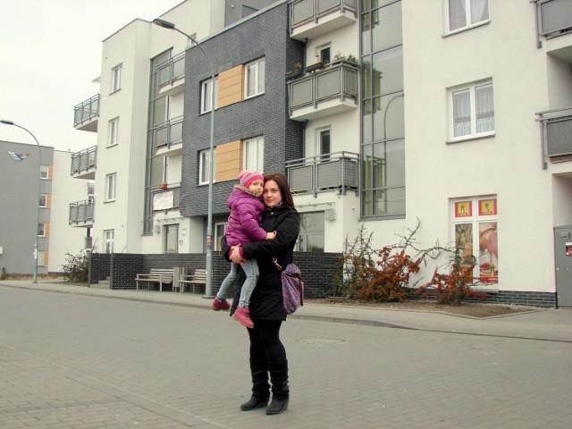 Dobrosława Dubiec byłaby zainteresowana wykupem mieszkania w Leśnicy, ale decyzję uzależnia od ceny zaproponowanej przez miasto TBS