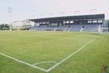 Przygotowania do gry Radomiaka w ekstraklasie na stadionie przy ulicy Narutowicza w Radomiu 9 nabierają tempa