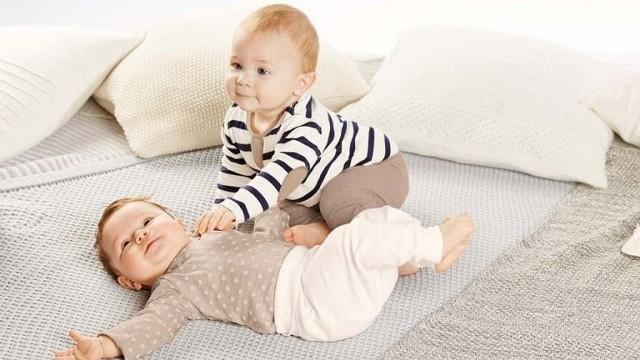 Ubrania dla dzieci z BIO bawełny od Lidla