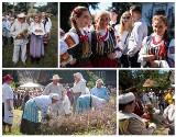 Podlaskie Święto Chleba w Ciechanowcu. Był pokaz tradycyjnego wypieku chleba i dawne zwyczaje żniwne [ZDJĘCIA]