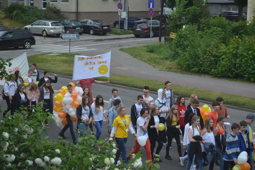 Marsz Przyjaźni w Kościerzynie [ZDJĘCIA]