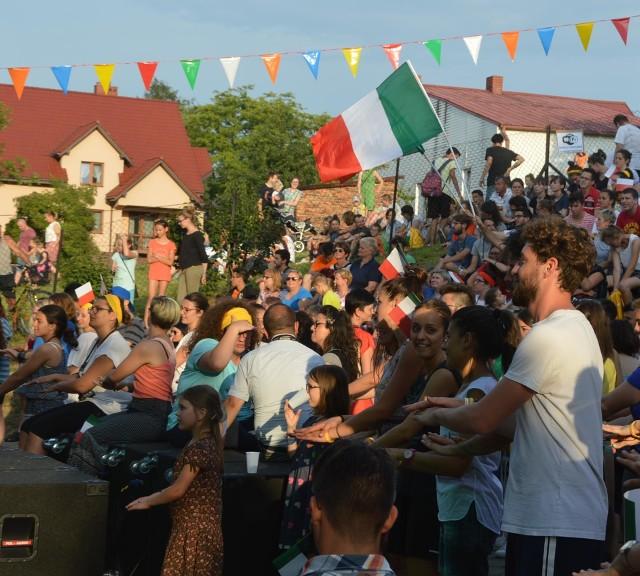 Festiwal Młodych na proszowickim amfiteatrze