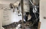 8-osobowa rodzina z Otowic straciła dom w pożarze. Trwa zbiórka na pomoc pogorzelcom