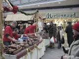Świąteczny jarmark w Galerii Emka (zobacz wideo)