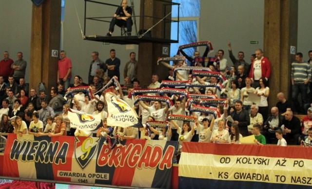 Gwardia Opole - Piotrkowianin 24:29 Gwardia Opole - Piotrkowianin 24:29