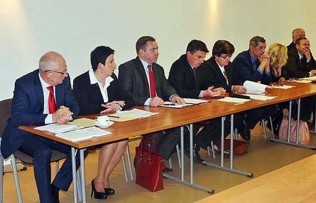 Rada Powiatu Hajnowskiego wybrana w 2014 roku