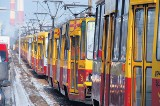 Awaria energetyczna zatrzymała tramwaje na ul. Pabianickiej