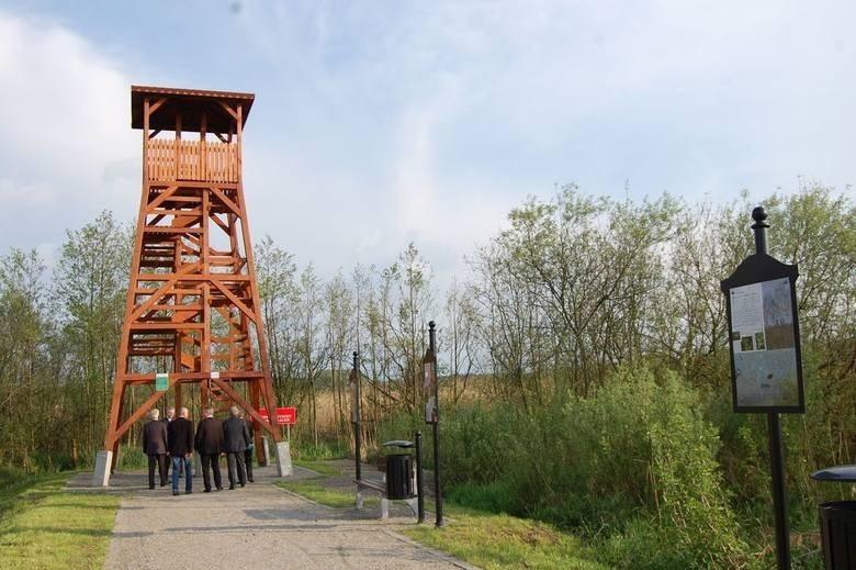 Wieża widokowa w Wielu wyłączona z użytkowania