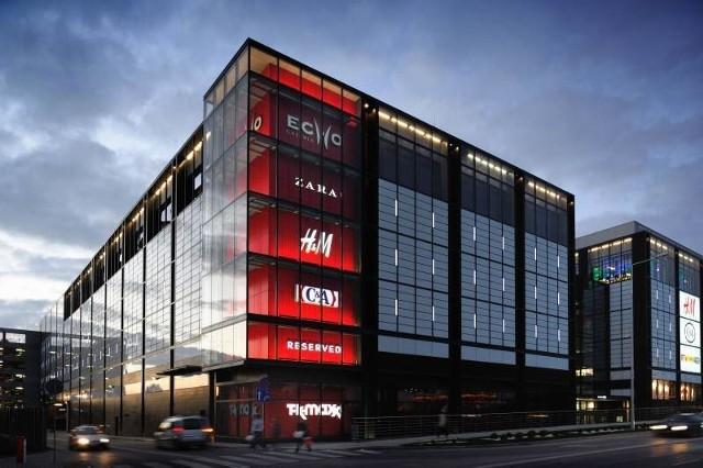 Galeria Echo to największy obiekt handlowo-rozrywkowy w Polsce pod względem ilości sklepów. Powierzchnia całkowita wynosi 159 000 mkw., z czego 70 000 mkw. przeznaczono na wynajem.