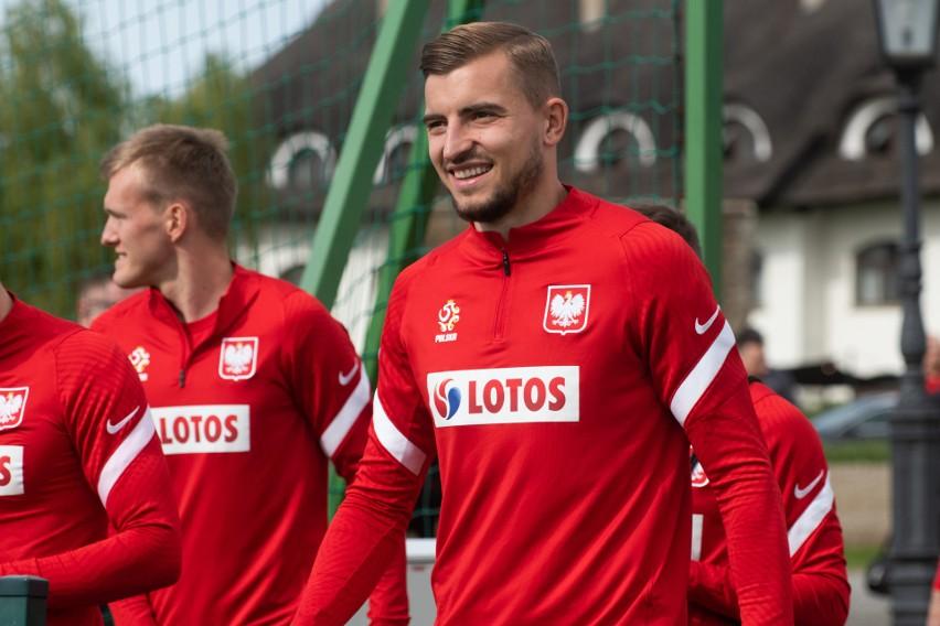 Reprezentacja Polski w Opalenicy odbyła we wtorek drugi...