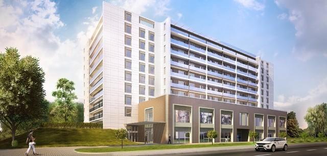Apartamenty Jagiellońskie, ul. Jurowiecka