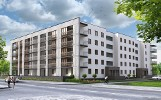 Spółdzielnia Nasz Dom w Radomiu zbuduje nowy blok mieszkalny przy ulicy Grzybowskiej. Ile rodzin znajdzie tam swoje miejsce? (ZDJĘCIA)