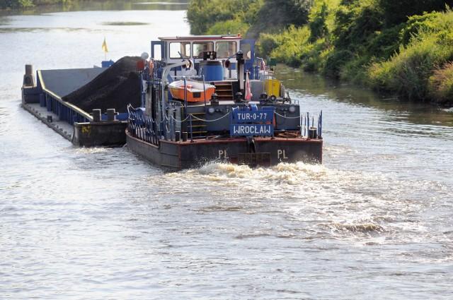 Mimo nowych inwestycji Odra będzie wciąż tylko regionalnym szlakiem żeglugowym.