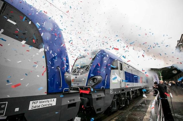 Nowe lokomotywy rozwijają prędkość do 160 km/h i pozwolą efektywnie wykorzystywać zmodernizowane linie kolejowe.