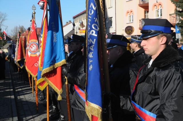 Pogrzeb burmistrza Dobczyc, Marcina Pawlaka