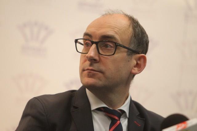 Prezes Lecha, Karol Klimczak nie przekonał już do siebie przedstawicieli innych klubów piłkarskiej ekstraklasy