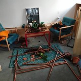 """Poznań: Zdemolowano i okradziono kawiarnię """"Pora dnia"""" na Wildzie. Policja szuka sprawców"""