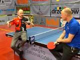 Piotr Protasiewicz, Lucjan Błaszczyk i Maciej Murawski spotkali się przy stole pingpongowym. Efekty obejrzymy w telewizji