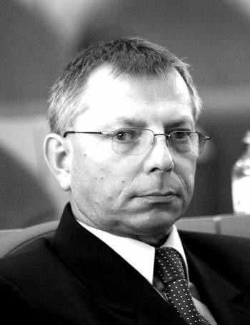 Włodzimierz Kusak, przewodniczący Rady Miejskiej w Białymstoku