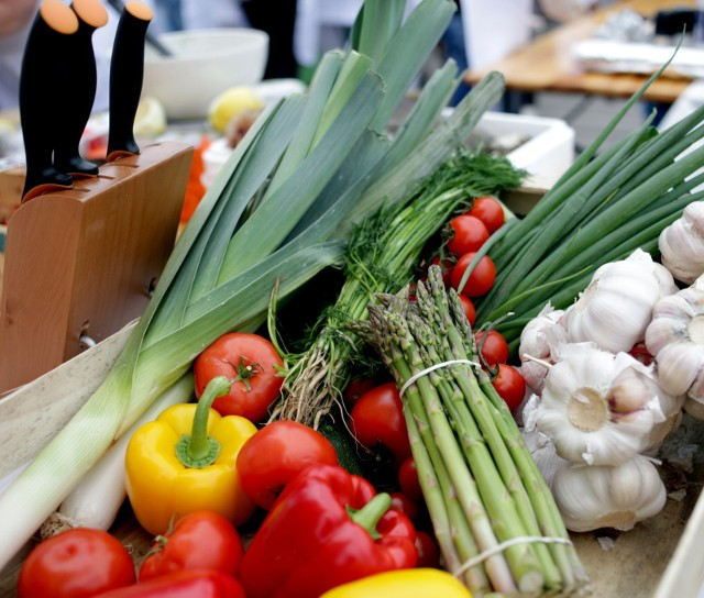 W tym tygodniu na giełdzie Agrohurtu podrożały m.in. pomidory i papryka.