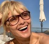 Izabela Scorupco na zdjęciu w bikini. Fani w szoku! 51-letnia aktorka wygląda jak nastolatka! Zobaczcie zdjęcia