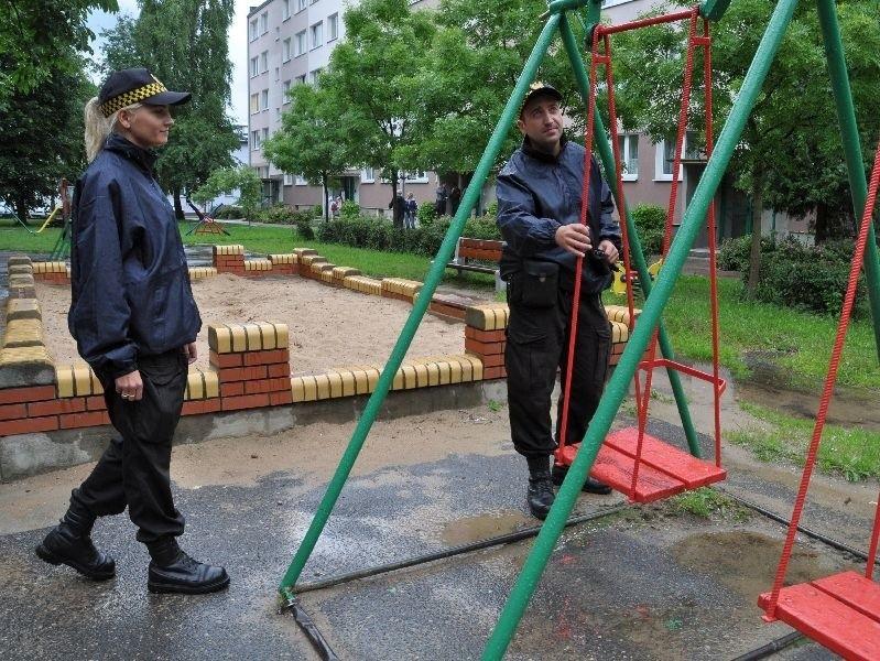 Strażnicy zwracają też uwagę na stan techniczny wyposażenia...