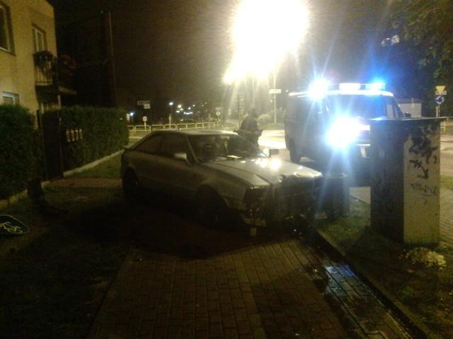 Wypadek Rumia, rondo Armii Krajowej, 12.09.2014