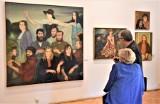 Melodia światła… W Muzeum Ziemi Lubuskiej w Zielonej Górze zachwycają obrazy na jubileuszowej wystawie Heleny Zadrejko