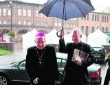 ZDJĘCIE DNIA: Nuncjusz papieski na Nikiszu