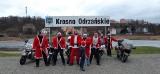 KROSNO ODRZAŃSKIE: Moto Mikołaje z Moto Forum przejechali 130 km, aby obdarować dzieci prezentami (ZDJĘCIA, WIDEO)