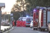 Tragedia w Darłowie. 17-latek wpadł z rowerem do kanału portowego. Mimo podjętej reanimacji, nie udało się go uratować!