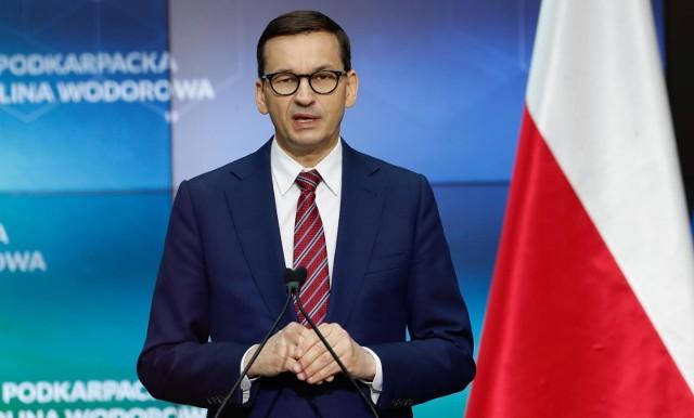 Mateusz Morawiecki będzie kandydował na wiceprezesa PiS