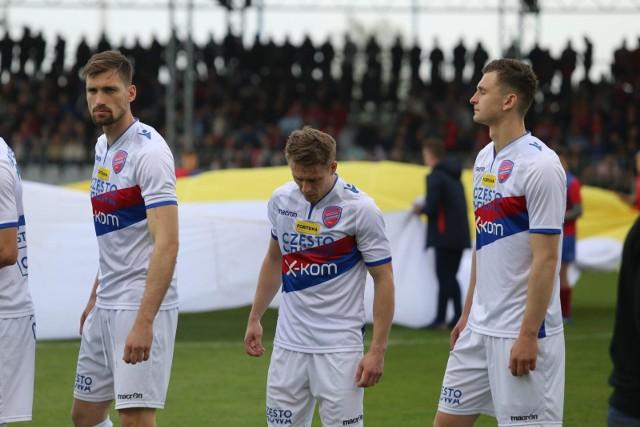 Raków Częstochowa rozpoczął sezon w Ekstraklasie od porażki
