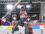 MŚ w Oberstdorfie. Żyła mistrzem świata. Fenomenalny występ skoczka z Wisły