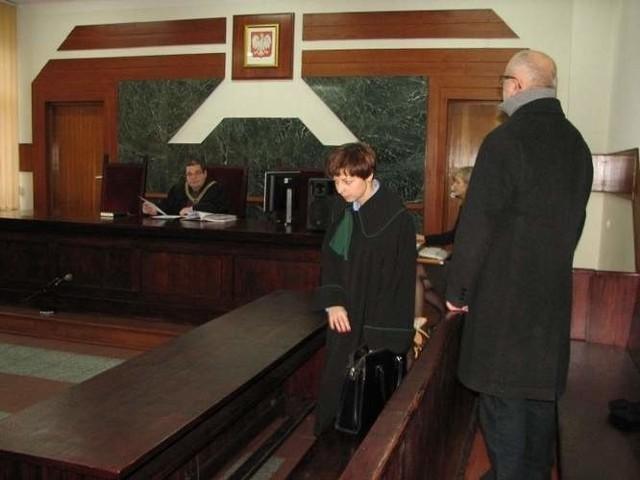 Ksiądz Witalis G. przed sądem