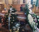 Nowoberezowo. Pogrzeb strażaka Anatola Treszczotka. Druh OSP Nowokornino przegrał walkę z koronawirusem [ZDJĘCIA]