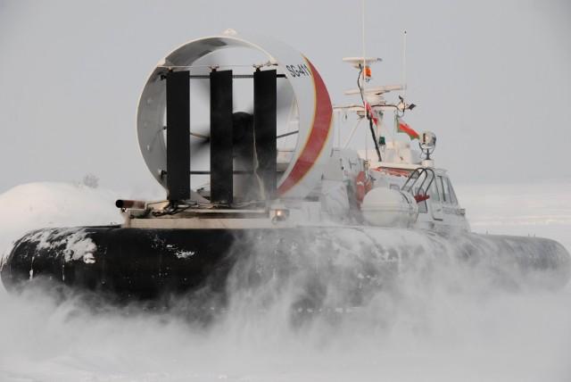 Morski Oddział SG przekazał sprzęt na licytację WOŚP.