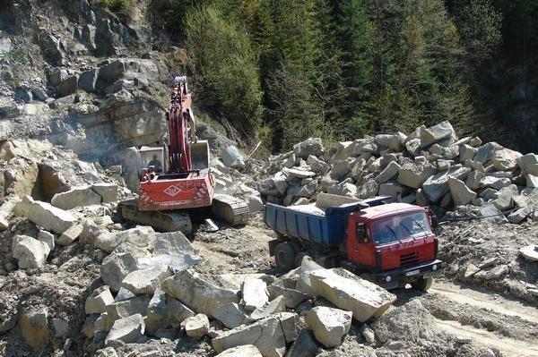 Kłopoty w kopalniach trwają od dłuższego czasu.