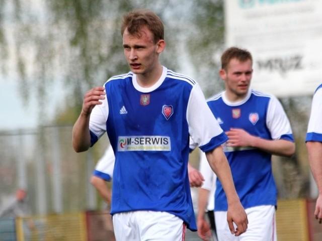 Karol Pietrasiak zrezygnował z gry w ostrołęckiej Narwi.
