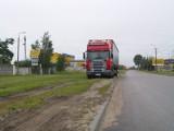 Leśna będzie  przyjazna dla tirów - miasto projektuje parking dla ciężarówek