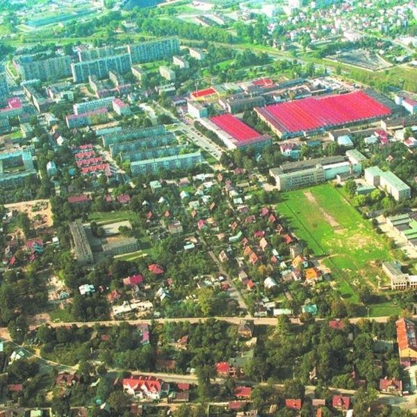 Fabryka Bison - Bial zniknie z ul. Łąkowej. Zamiast niej w tym miejscu ma powstać nowe osiedle mieszkaniowe