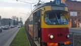 Śmiertelne potrącenie przez tramwaj w Łodzi. Dziecko zginęło w wypadku na Kopcińskiego w Łodzi [ZDJĘCIA]