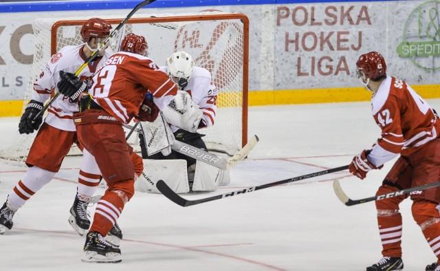 Mecz Polska - Dania nie mógł zostać dokończony