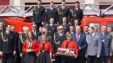 Kłobuck: Dzień strażaka 2016. Były awanse i nagrody [ZDJĘCIA]