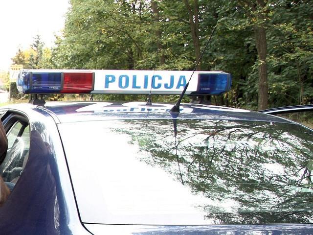 Żarska policja na pomoc wezwała policjantów z Zielonej Góry z psami tropiącymi.