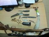 Lipnica Mała: Wpadł z nielegalną bronią i amunicją